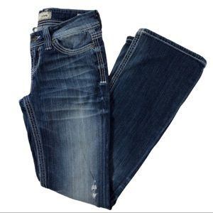 BKE Culture Jeans Distressed Whiskered size 27